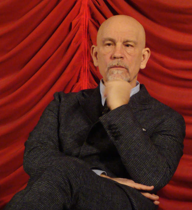 John Malkovich: American actor, film producer and film director