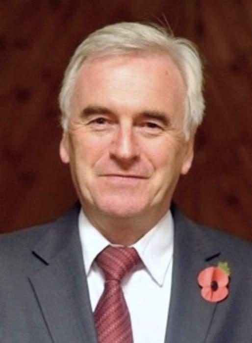 John McDonnell: British Labour politician