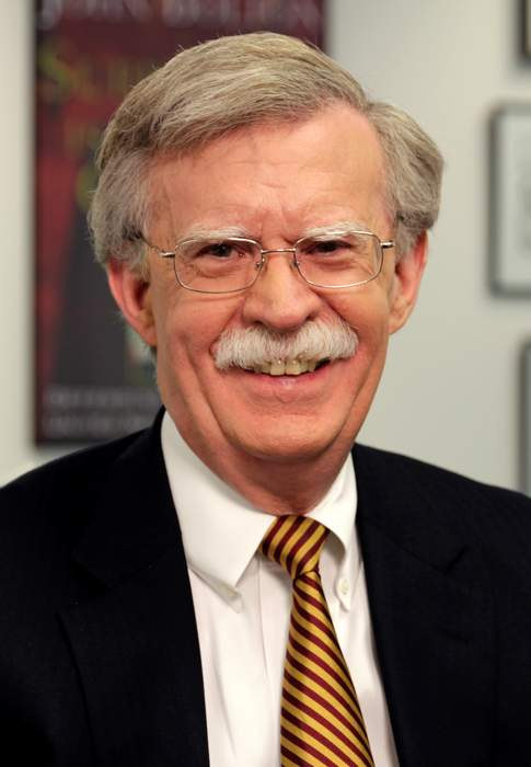 John Bolton: 27th United States National Security Advisor, lawyer, and diplomat