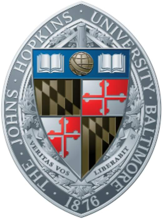 Johns Hopkins University: Private research university in Baltimore, Maryland