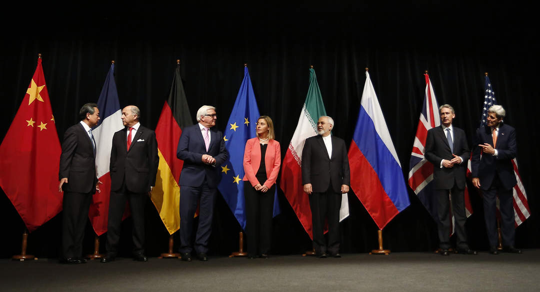 Joint Comprehensive Plan of Action: International agreement on the nuclear program of Iran