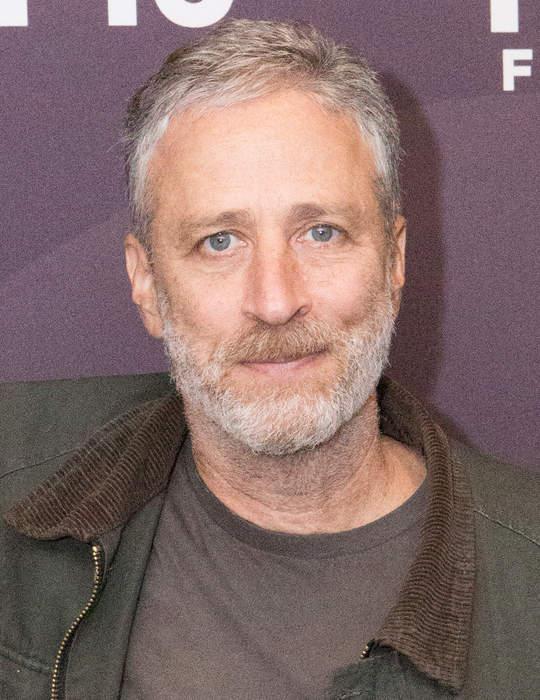 Jon Stewart: American comedian