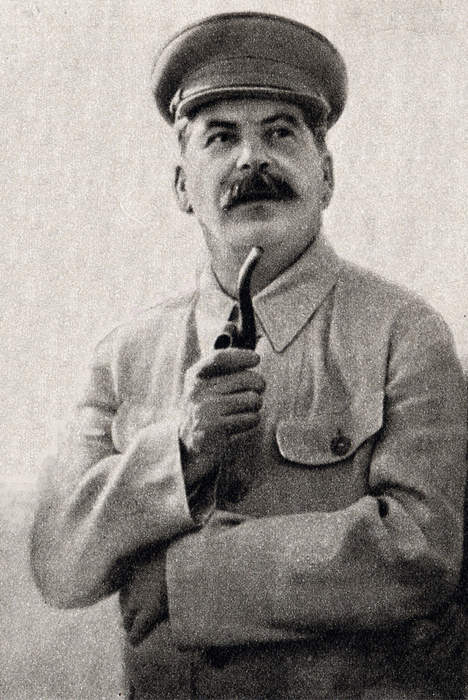 Joseph Stalin: Leader of the Soviet Union from 1924 to 1953