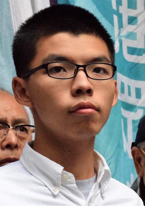 Joshua Wong: Hong Kong pro-democracy activist