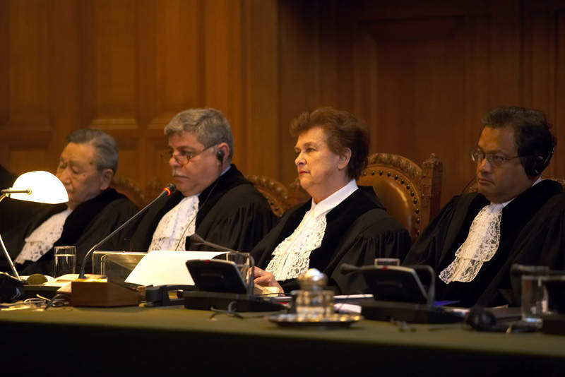 Judge: Official who presides over court proceedings