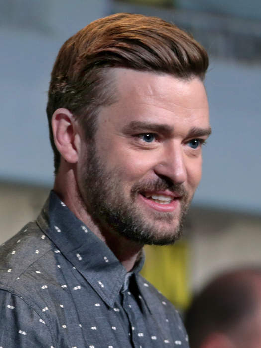 Justin Timberlake: American singer, record producer, and actor from Tennessee