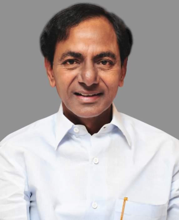 K. Chandrashekar Rao: Chief Minister of Telangana