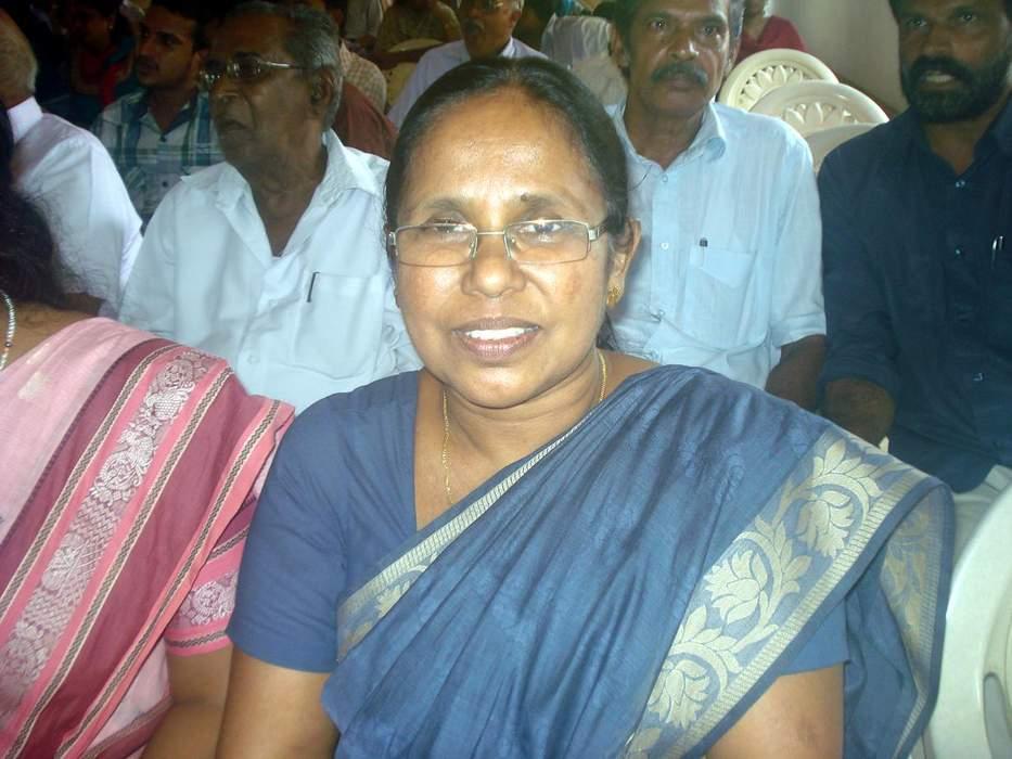 K. K. Shailaja: Indian politician