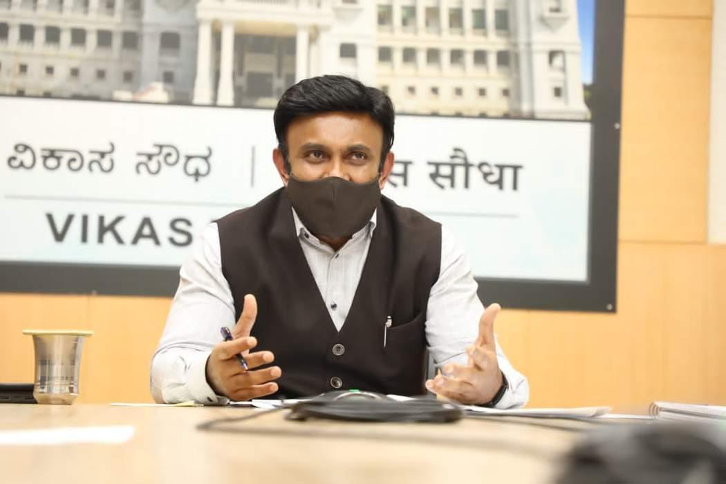 K. Sudhakar (politician): Member of the Legislative Assembly, Chikkaballapur