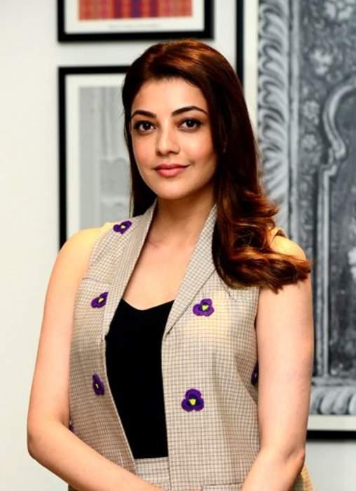 Kajal Aggarwal: Indian actress