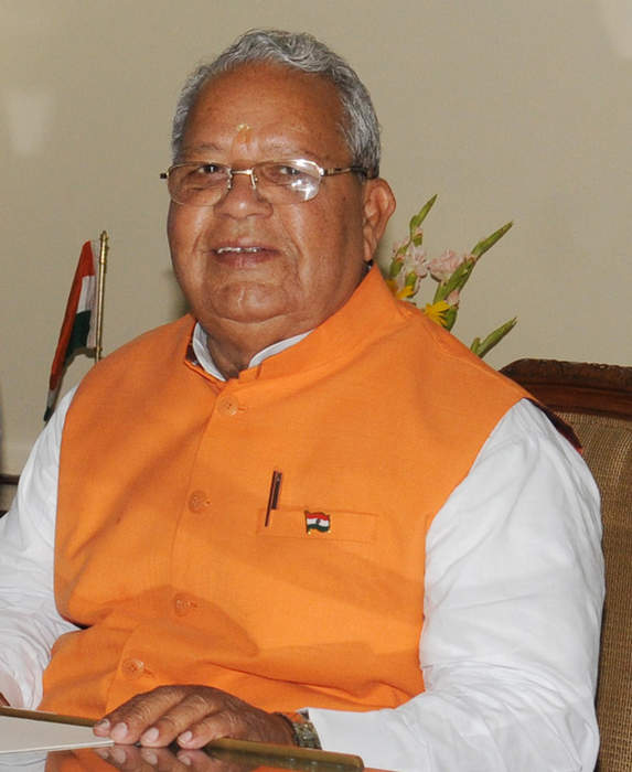 Kalraj Mishra: Indian politician