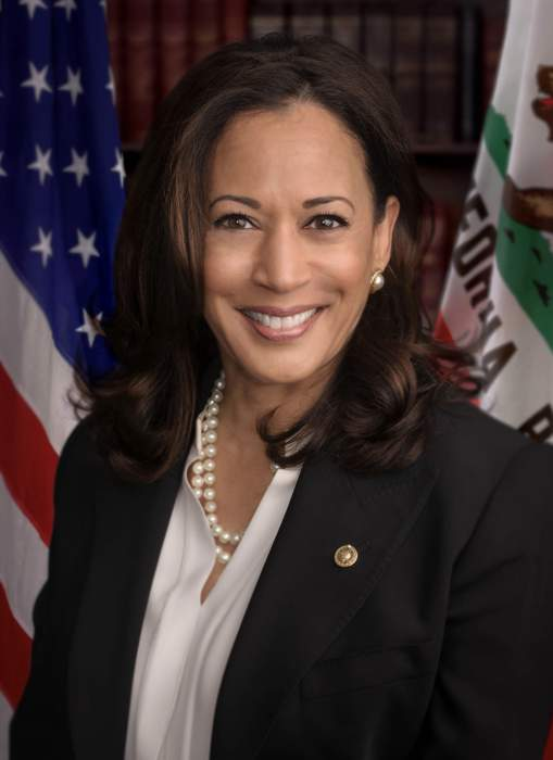 Kamala Harris: 49th vice president of the United States