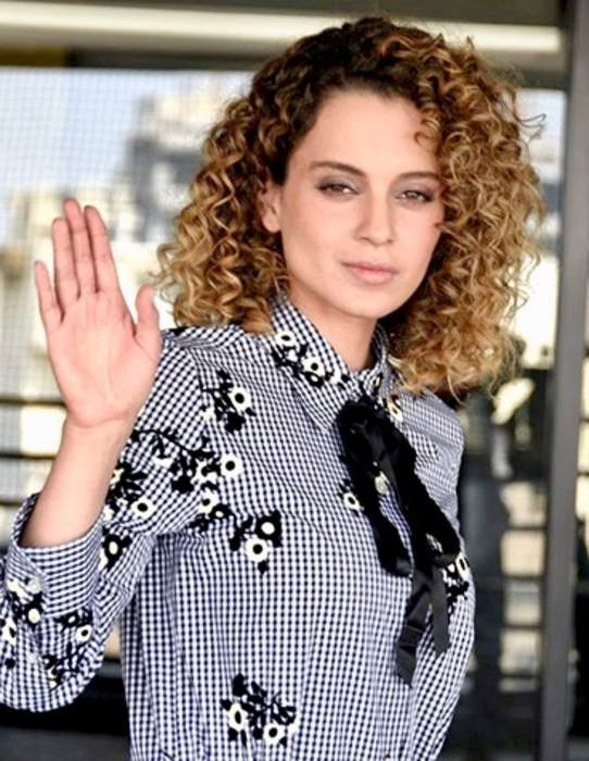 Kangana Ranaut: Indian actress