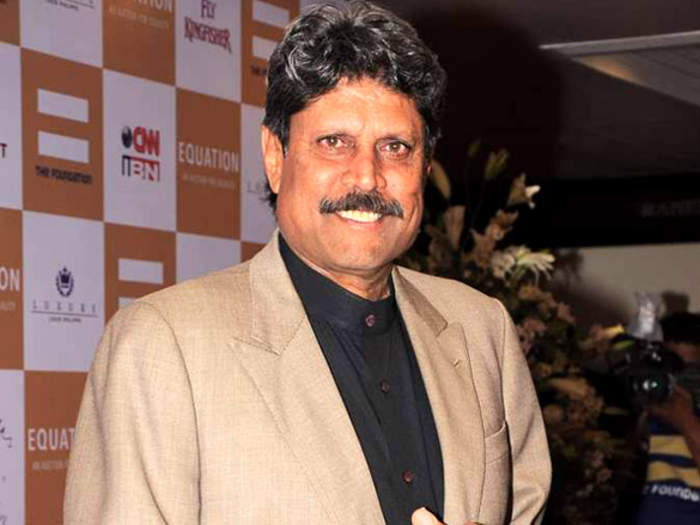 Kapil Dev: Indian cricketer