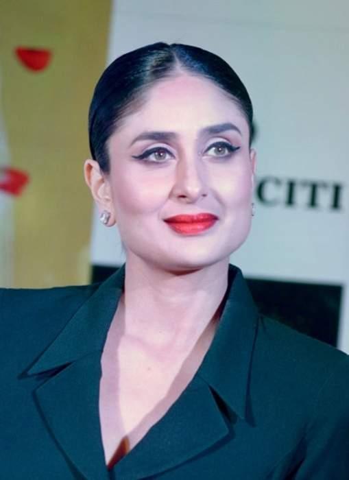 Kareena Kapoor: Indian actress