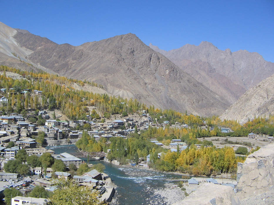 Kargil: Town in Ladakh, India