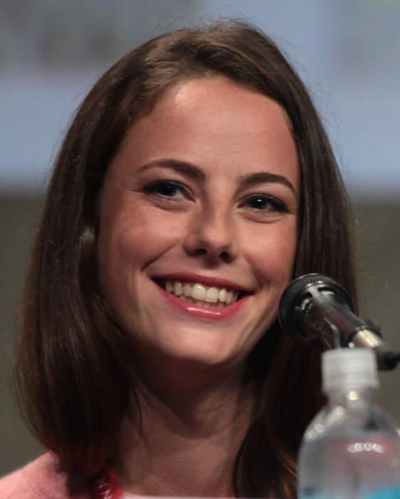 Kaya Scodelario: English actress