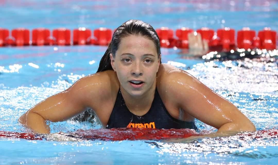 Kaylee McKeown: Australian swimmer