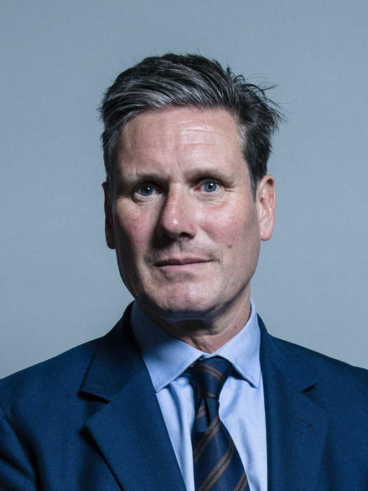 Keir Starmer: Leader of the British Labour Party, MP for Holborn and St Pancras