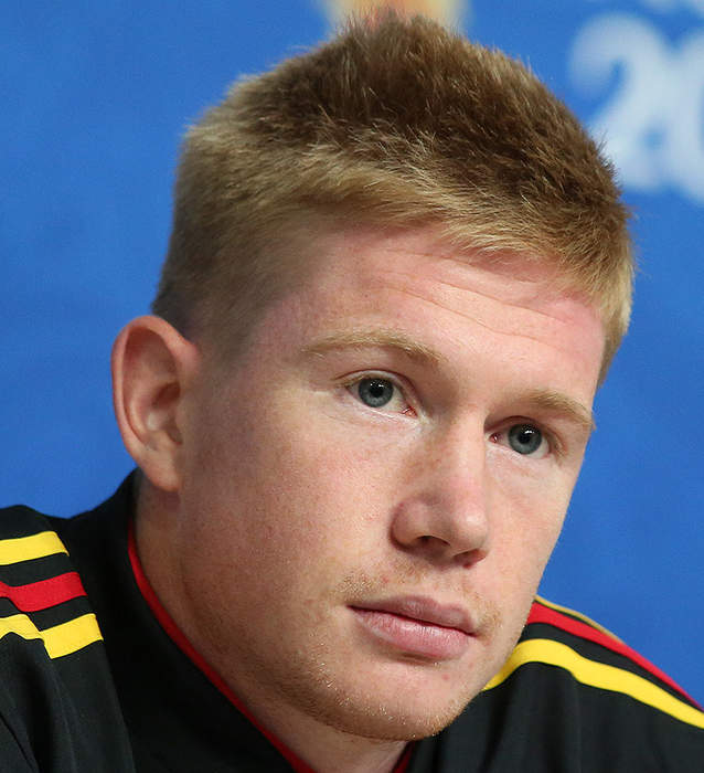 Kevin De Bruyne: Belgian association football player