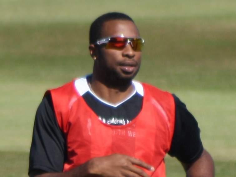 Kieron Pollard: West Indian cricketer