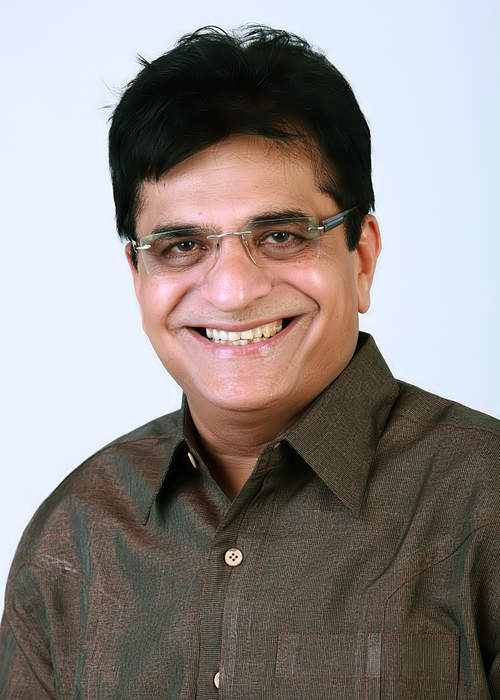 Kirit Somaiya: Indian Politician