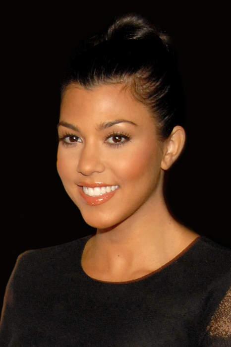 Kourtney Kardashian: American media personality, socialite, and businesswoman.