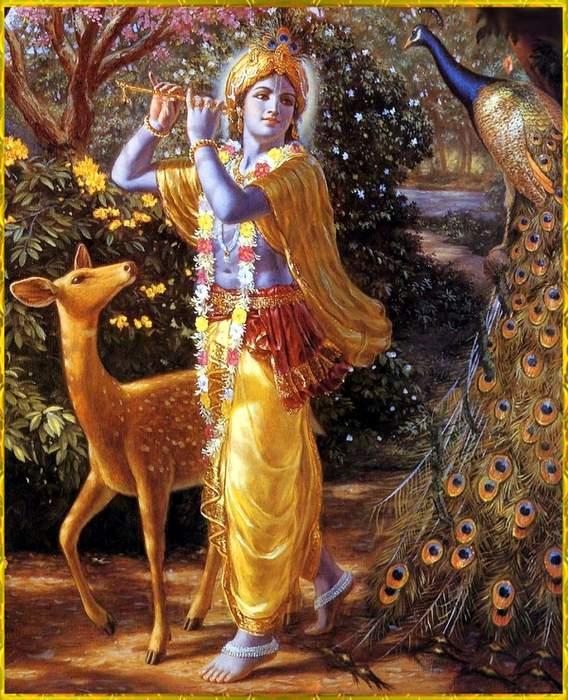 Krishna: Major deity in Hinduism