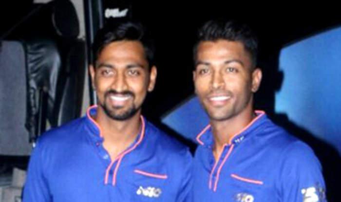 Krunal Pandya: Indian cricketer