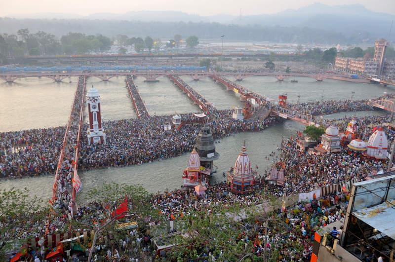 Kumbh Mela: Hindu pilgrimage and festival celebrated in India