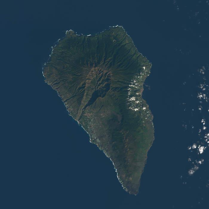 La Palma: Most northwestern Canary Island