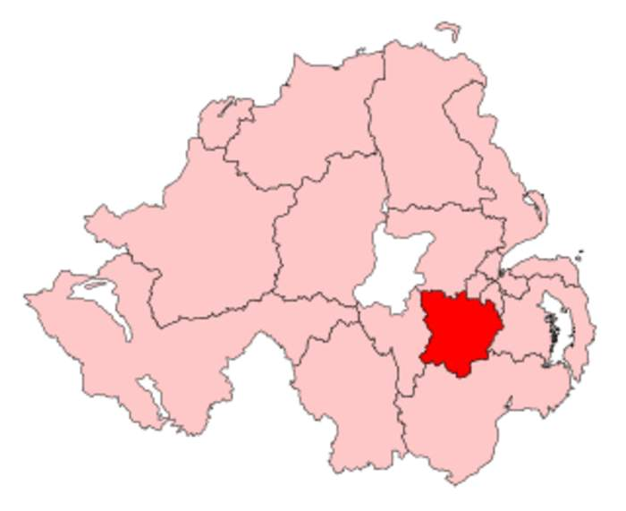 Lagan Valley (UK Parliament constituency): Parliamentary constituency in the United Kingdom, 1983 onwards
