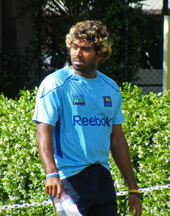 Lasith Malinga: Sri Lankan cricketer