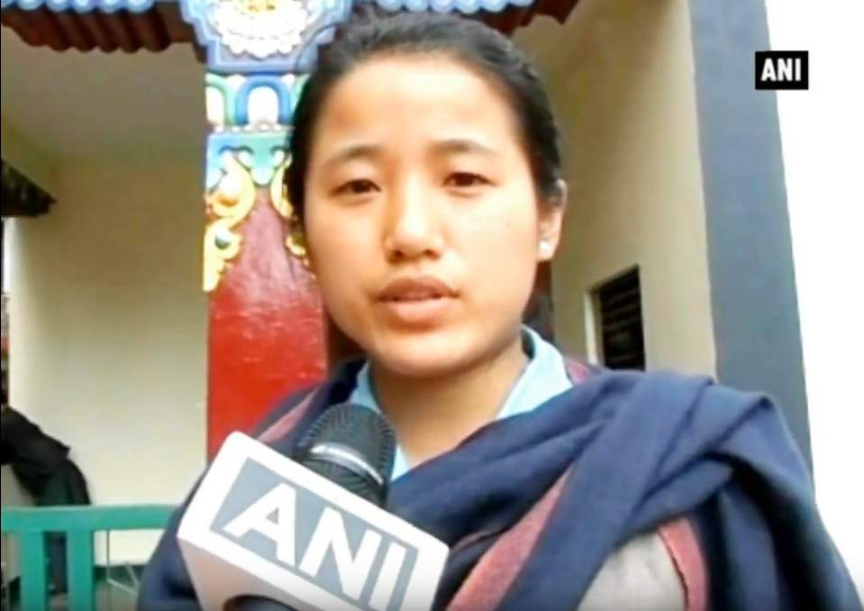 Lhagyari Namgyal Dolkar: Indian politician