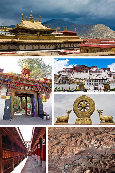 Lhasa: Capital city of Tibet