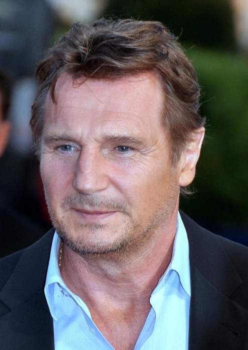 Liam Neeson: Actor from Northern Ireland