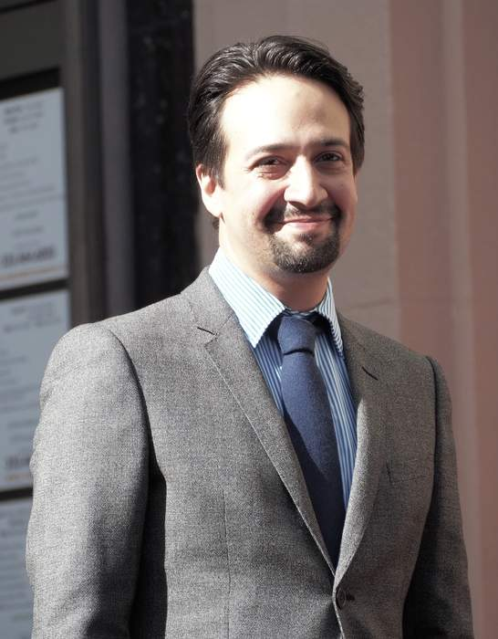 Lin-Manuel Miranda: American actor, songwriter and playwright