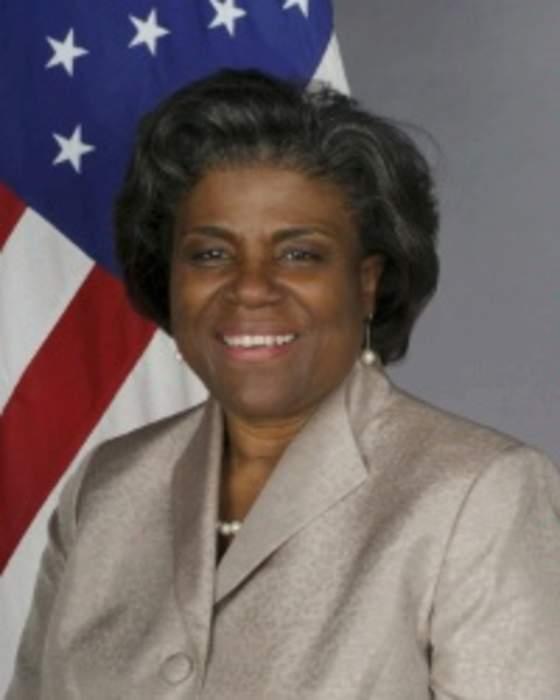 Linda Thomas-Greenfield: American diplomat
