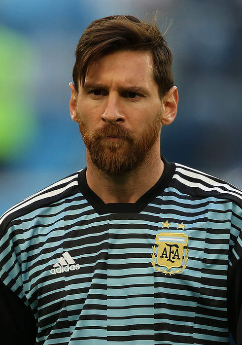 Lionel Messi: Argentine association football player