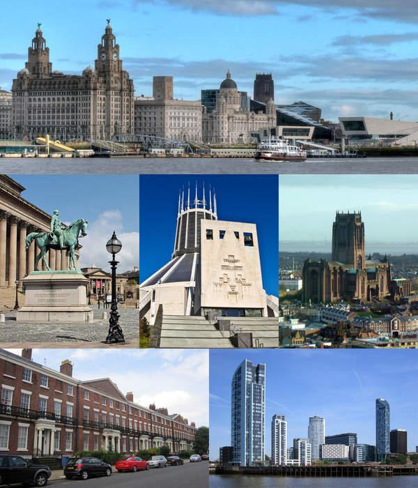 Liverpool: City and metropolitan borough in England