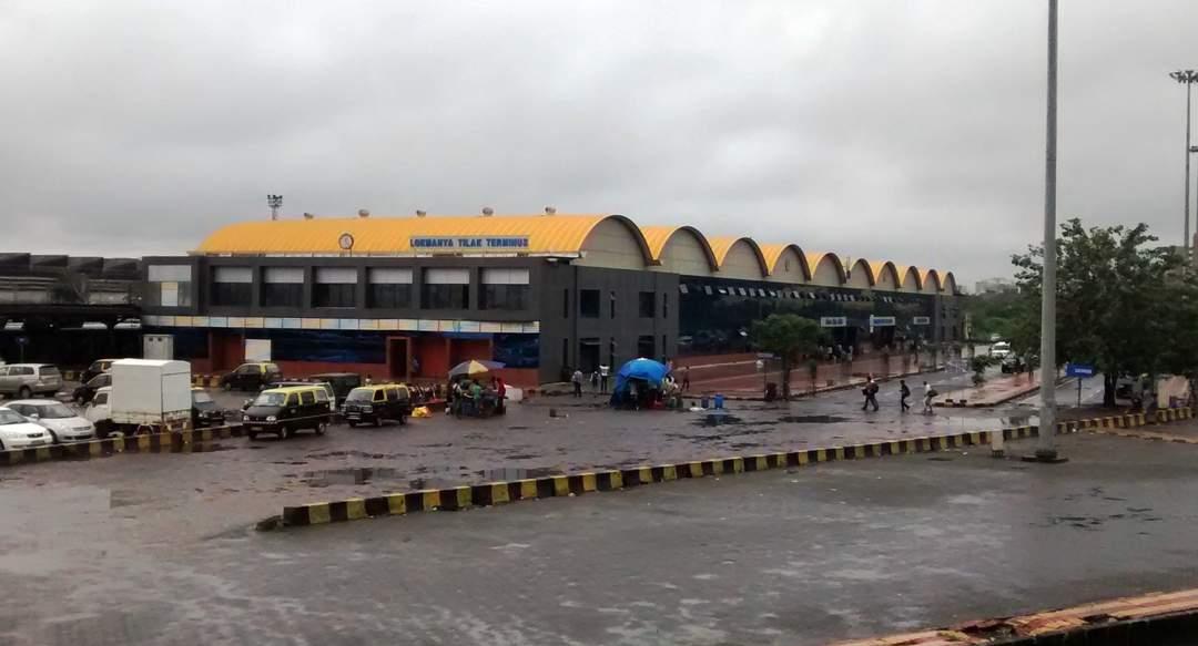 Lokmanya Tilak Terminus: Railway terminus in Mumbai, India