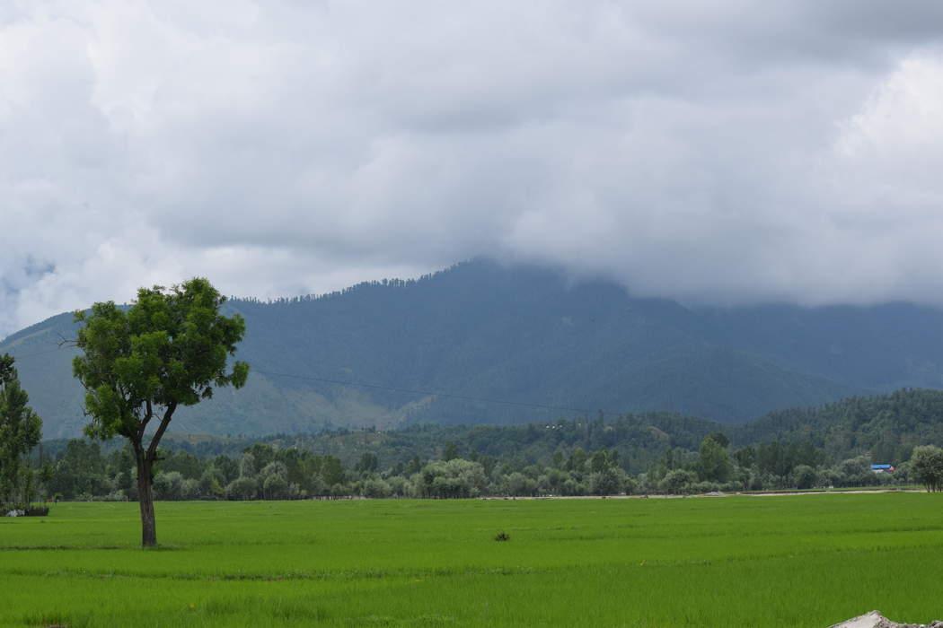 Lolab Valley: Valley in Kupwara, Jammu and Kashmir