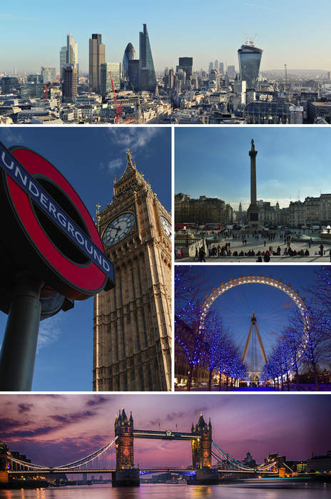London: Capital and largest city in United Kingdom