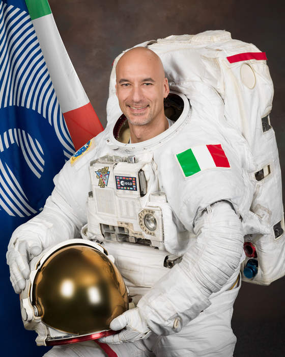 Luca Parmitano: Italian engineer, pilot and ESA astronaut