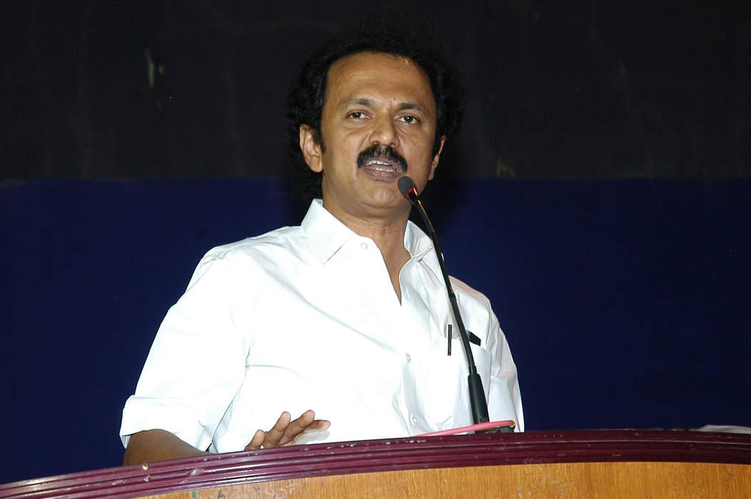 M. K. Stalin: Indian politician (born 1953)