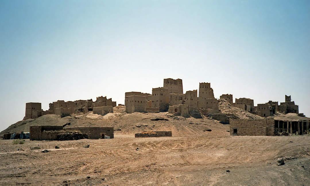 Marib: City in Marib Governorate, Yemen