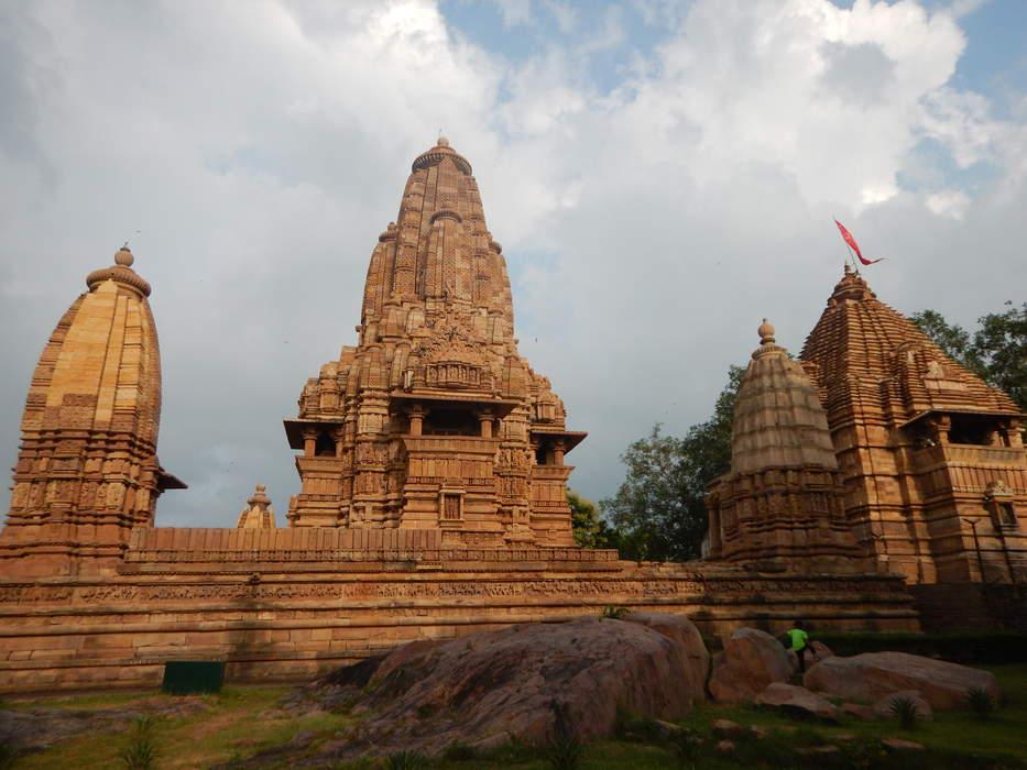 Madhya Pradesh: State in central India