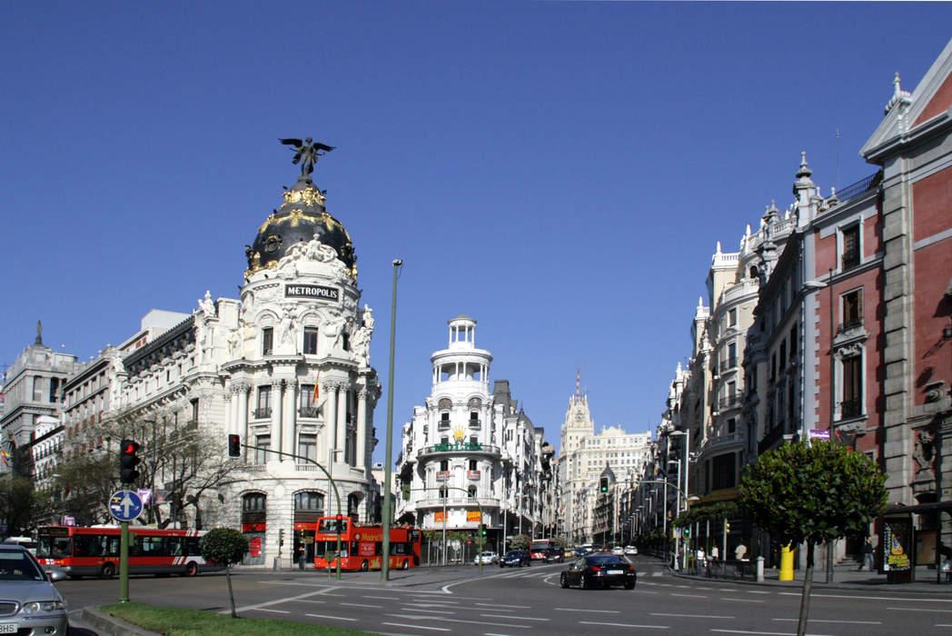 Madrid: Capital of Spain