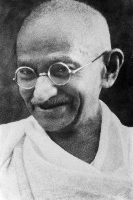 Mahatma Gandhi: 20th-century Indian nationalist leader