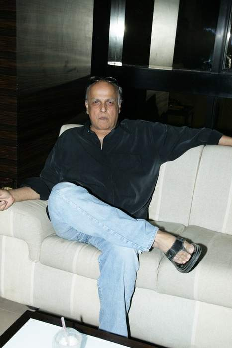 Mahesh Bhatt: Indian film director, producer and screenwriter